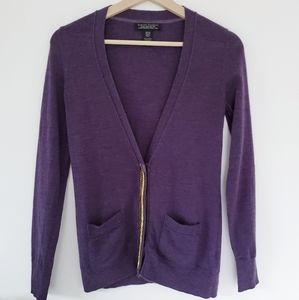 Banana Republic Wool Cardigan